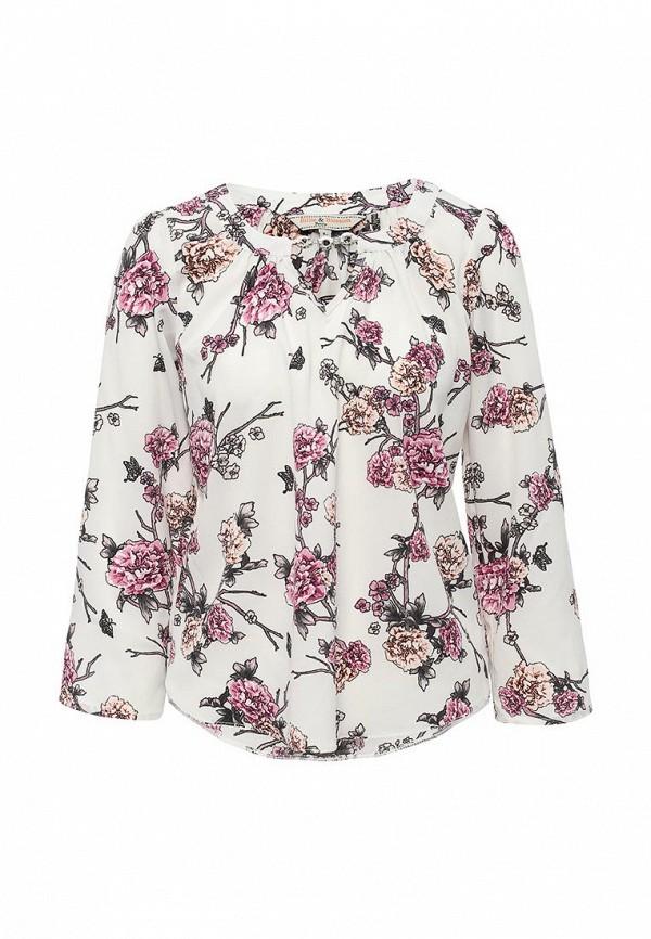 Dorothy Perkins   серый Блуза   Clouty