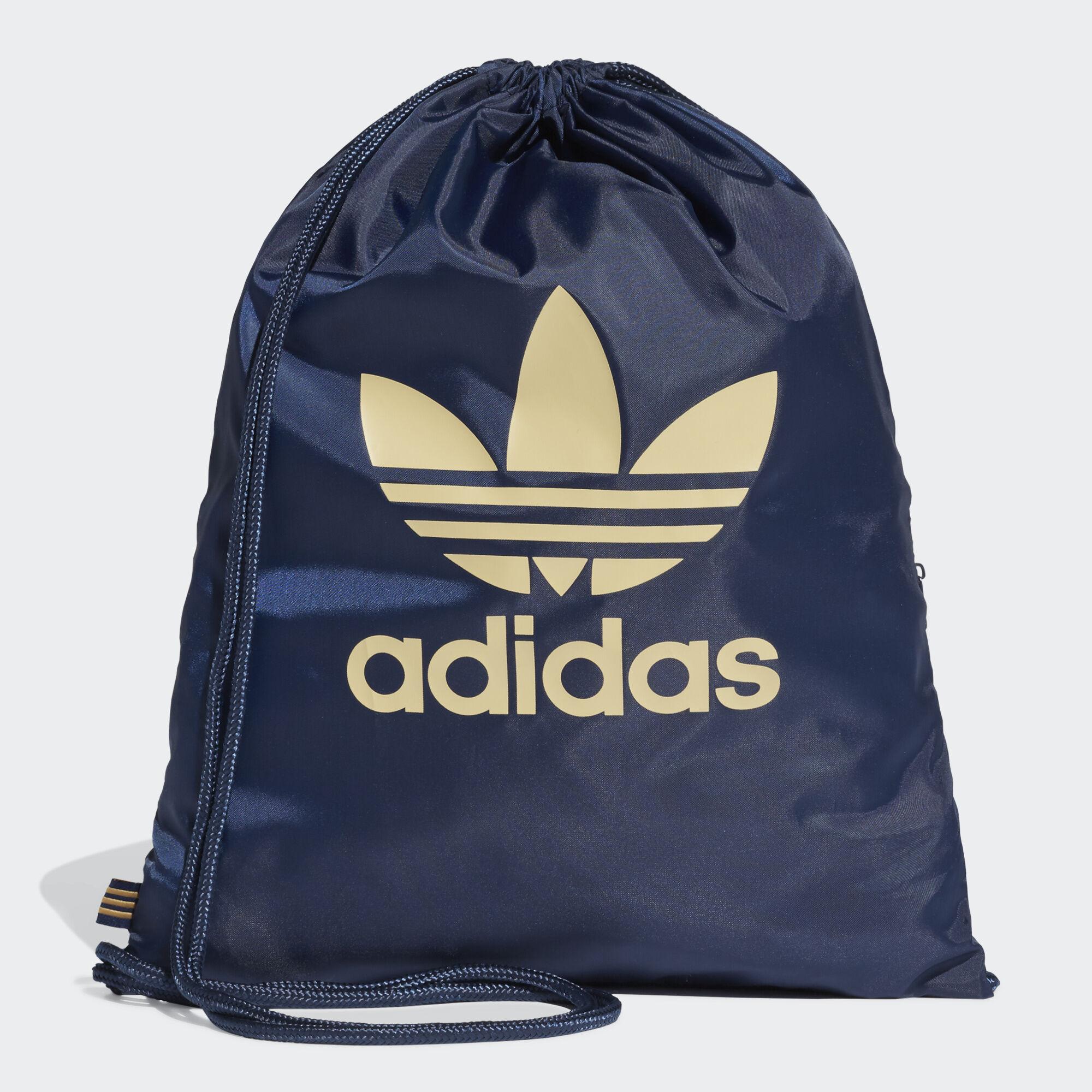 adidas | Сумка-мешок Trefoil adidas Originals | Clouty