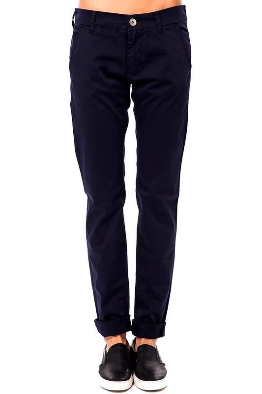 GAS | Dark blue Pants Gas | Clouty