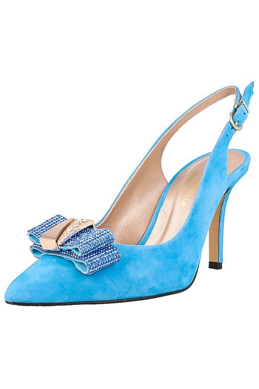Roberto Botella | Light blue high heels sandals ROBERTO BOTELLA | Clouty