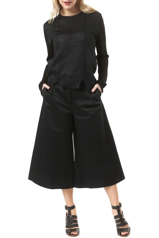 LUXMIX | Черный Блуза LUXMIX | Clouty