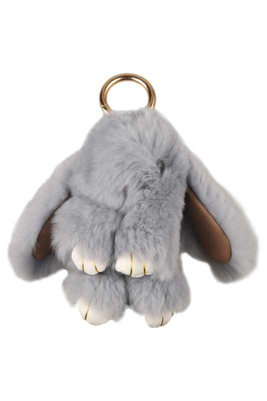 Matilde Costa | Light gray keychain Matilde costa | Clouty