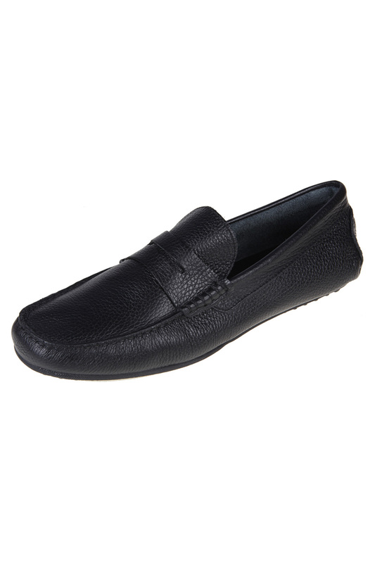 Malatesta | BLACK Moccasins Malatesta | Clouty