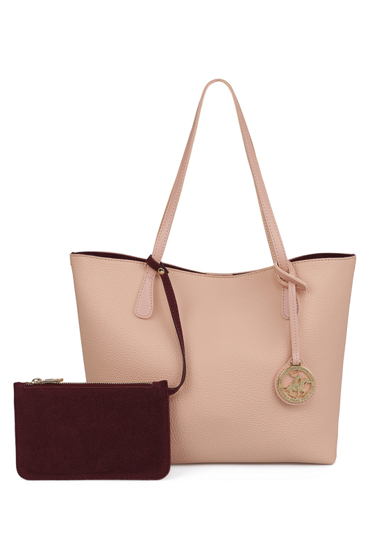Beverly Hills Polo Club | Pink, red bag Beverly Hills Polo Club | Clouty