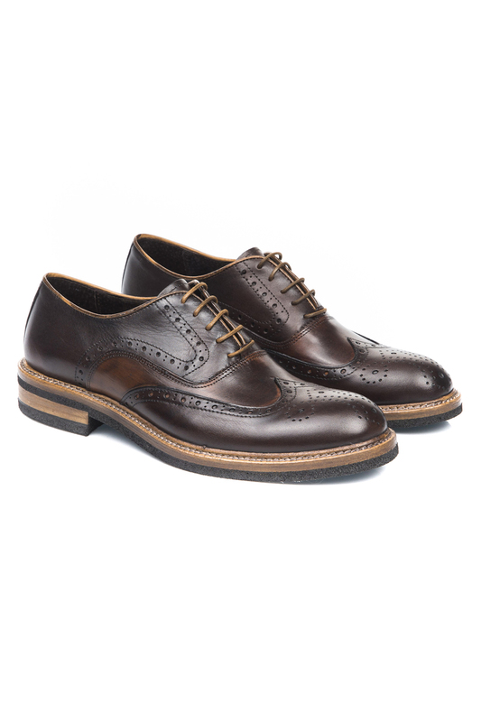 UominItaliani | Dark brown oxford UominItaliani | Clouty