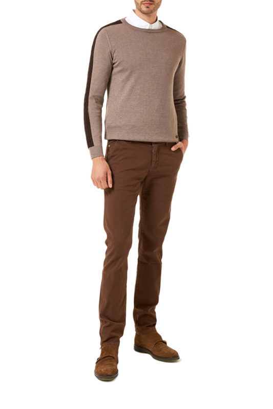 Jimmy Sanders | BROWN pants JIMMY SANDERS | Clouty