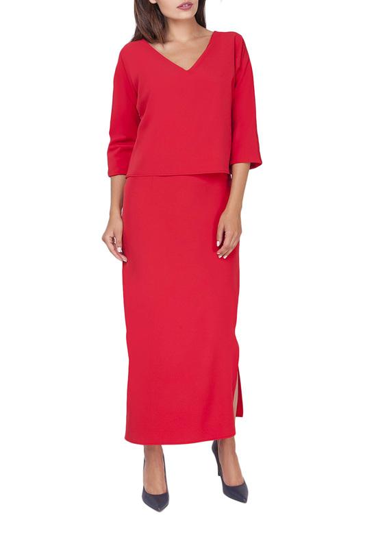 Foggy | RED Dress Foggy | Clouty
