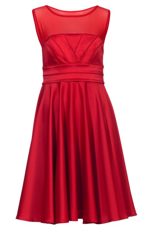 Apart | Красный Платье Apart | Clouty