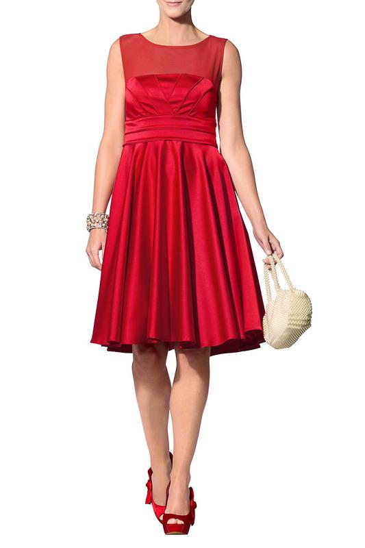 Apart   Красный Платье Apart   Clouty