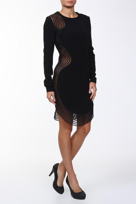Stella McCartney | Черный Платье Stella McCartney | Clouty
