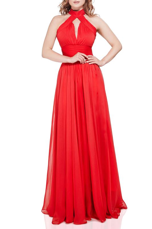 Nothing But Love | Красный Платье длинное Nothing but Love | Clouty