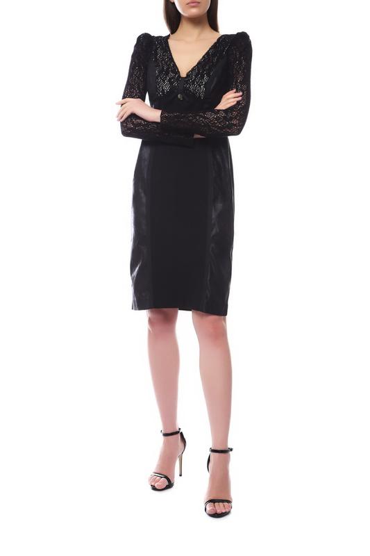 Maria Grazia Severi | Черный Платье Maria Grazia Severi | Clouty