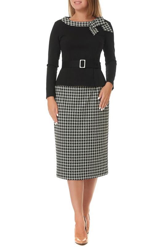 Mannon | Черно-серый Комплект Mannon | Clouty