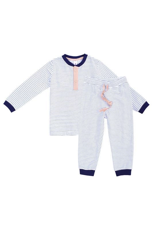 PlayToday | Белый, темно-синий, бежевый Пижама PlayToday | Clouty