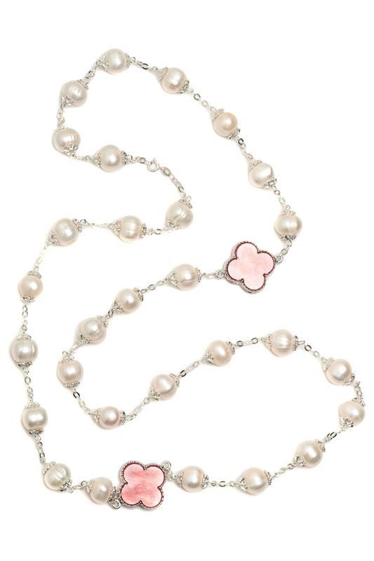 PATRICIA  BRUNI | Белый, розовый Сотуар PATRICIA BRUNI | Clouty