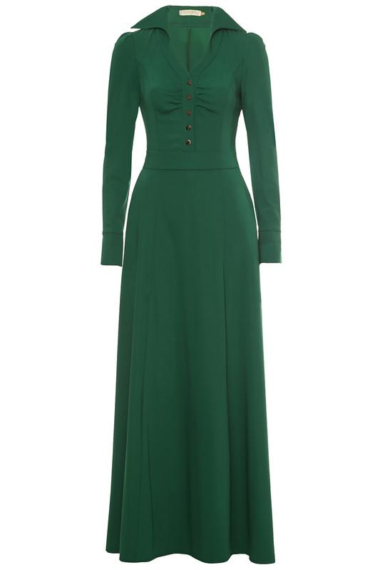 Olivegrey | Зеленый Платье Olivegrey | Clouty