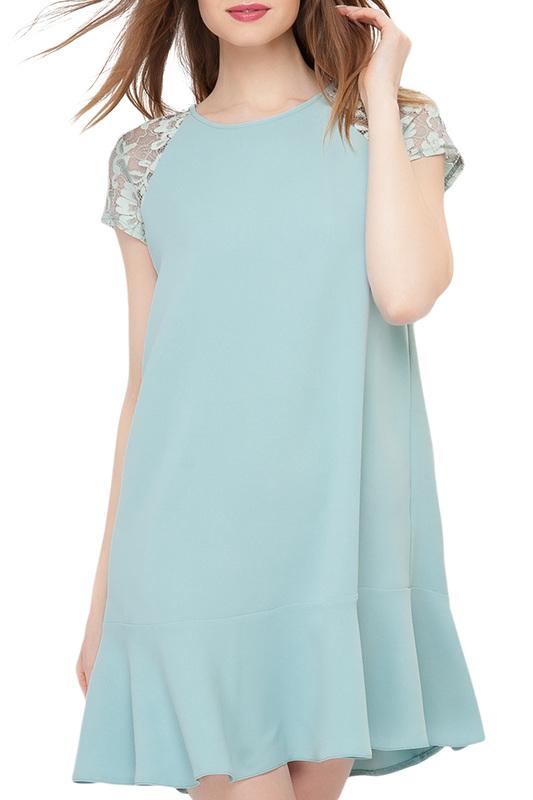 Limonti | Голубой Платье Limonti | Clouty