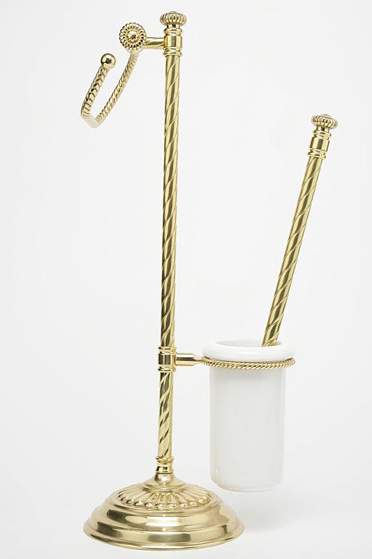 Stilars | Золотой Щеткодержатель напольный Stilars | Clouty