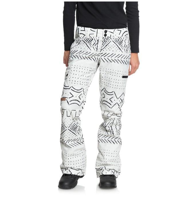 DC Shoes | Белый Штаны для сноуборда DC shoes Recruit | Clouty