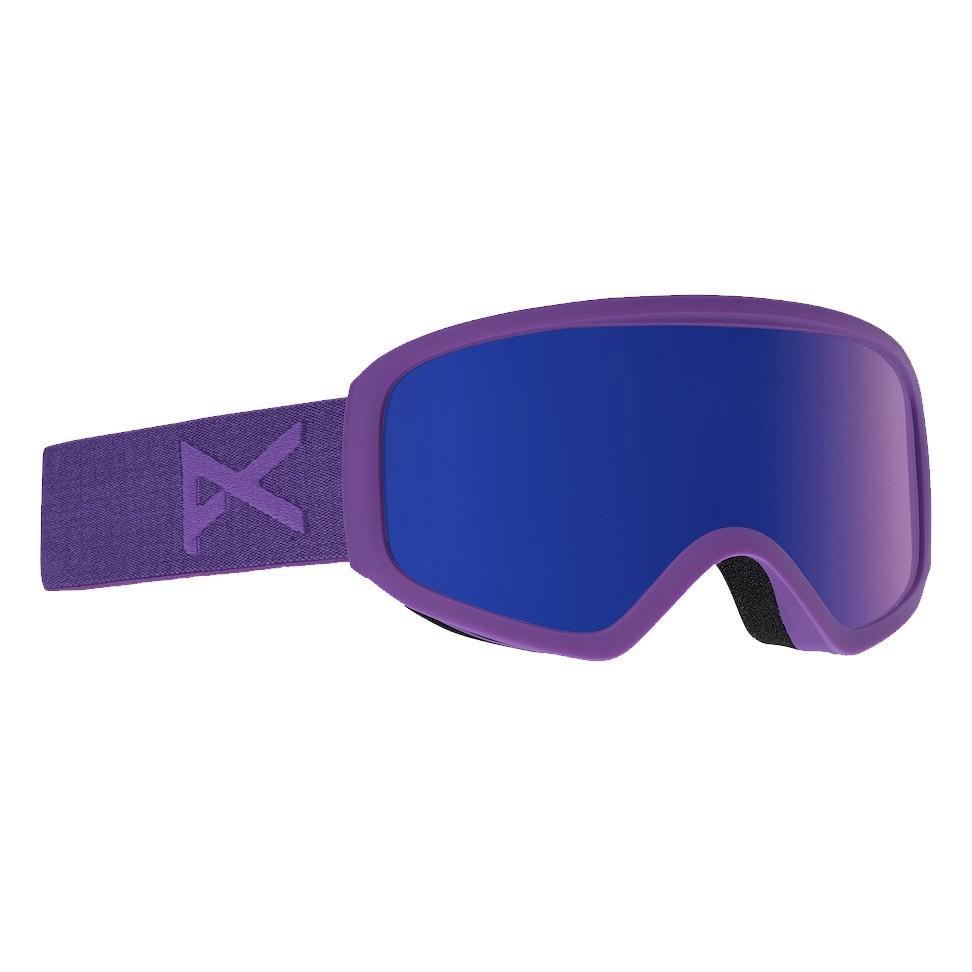 Anon | Фиолетовый Маска сноубордическая Anon Insight | Clouty