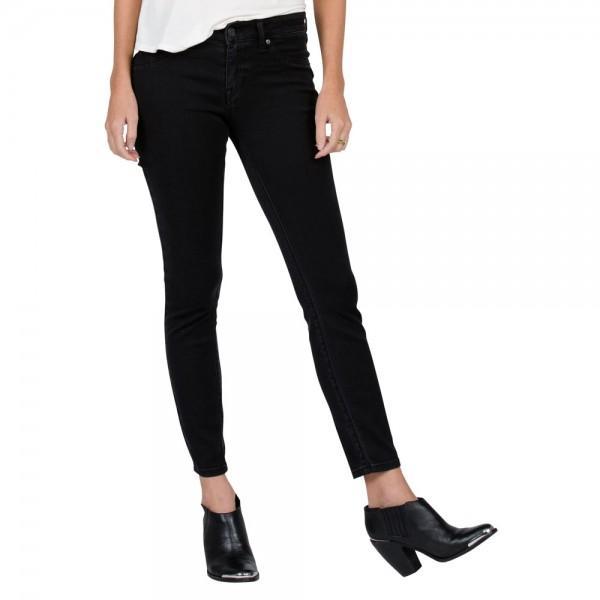 Volcom | Черный Джинсы Volcom Liberator Legging | Clouty