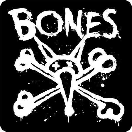 Bones | Черный Наклейка Bones VATO EVENT 16 | Clouty