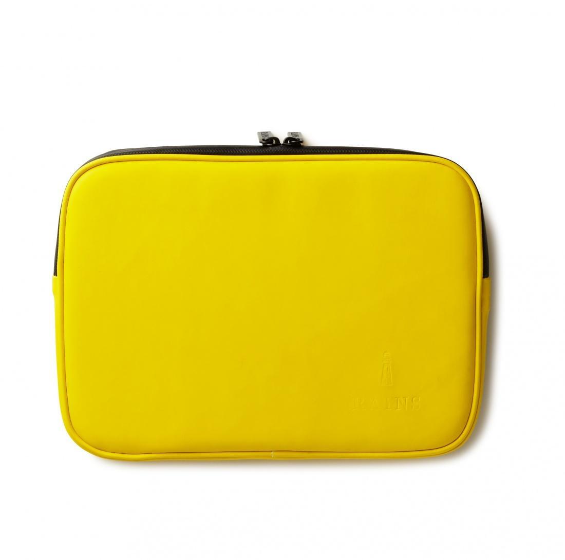 Rains | Желтый Чехол для планшета Rains Sleeve | Clouty