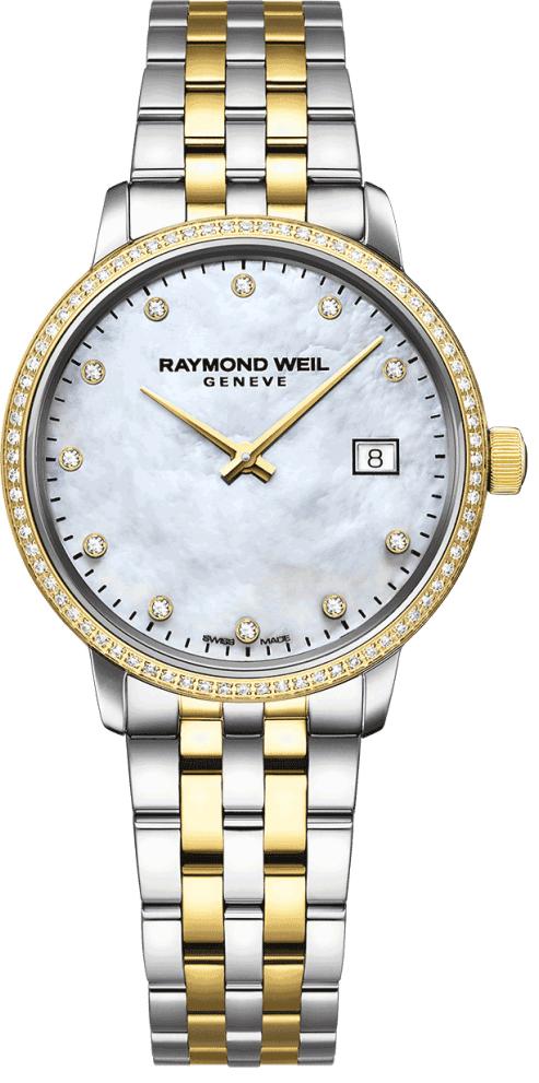 Raymond Weil   Raymond Weil Toccata 5985-SPS-97081   Clouty