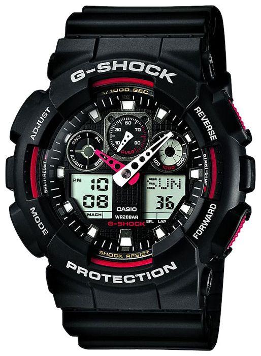 G-SHOCK | Casio G-shock G-Classic GA-100-1A4 | Clouty
