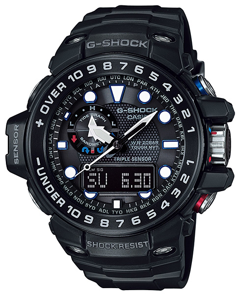 G-SHOCK | Casio G-Shock GWN-1000B-1A | Clouty