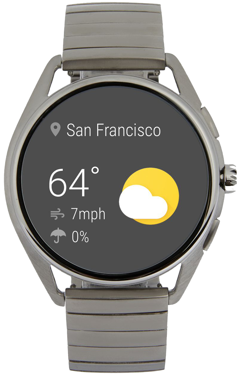 Emporio Armani   Emporio Armani Connected Touchscreen Smartwatch ART5006   Clouty
