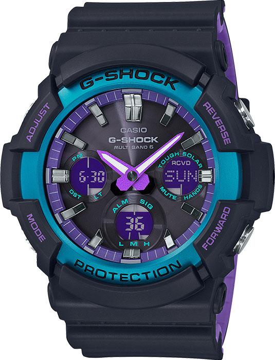 G-SHOCK | Casio G-Shock Original GAW-100BL-1AER | Clouty