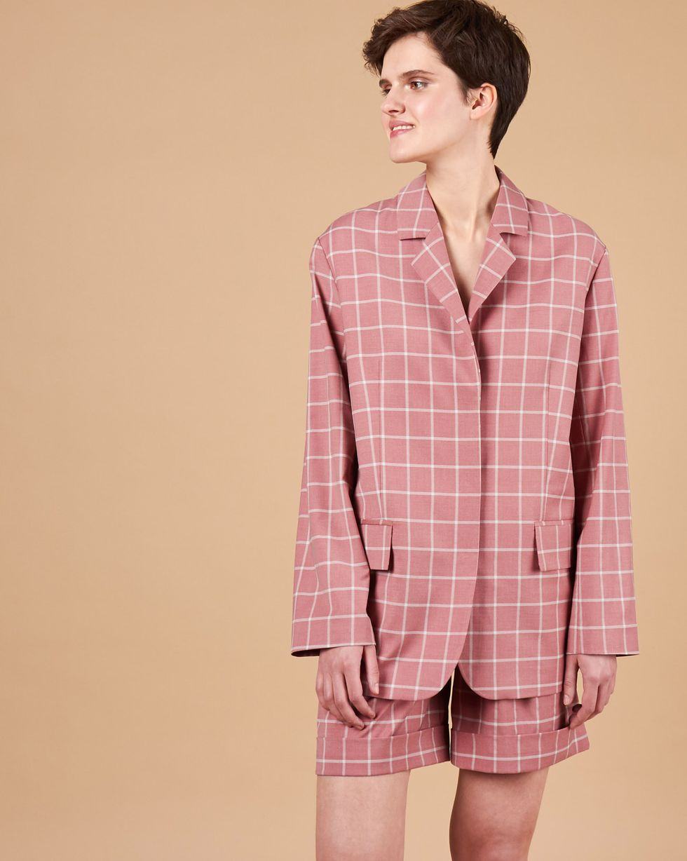 12Storeez | Пиджак классический с объемными плечами M | Clouty
