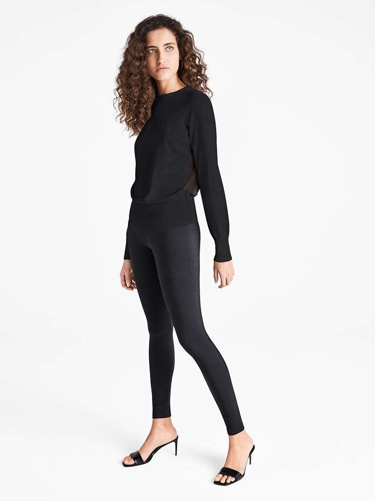 Wolford | mellow sea pullover | Clouty