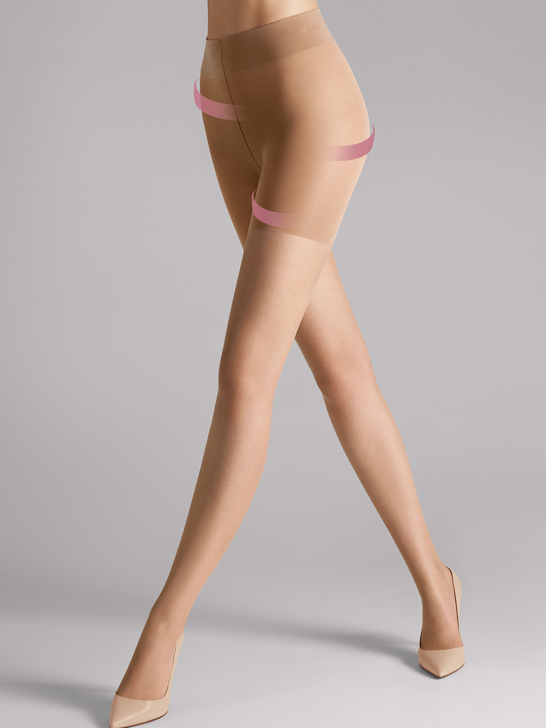 Wolford | luxe 9 control top tights | Clouty