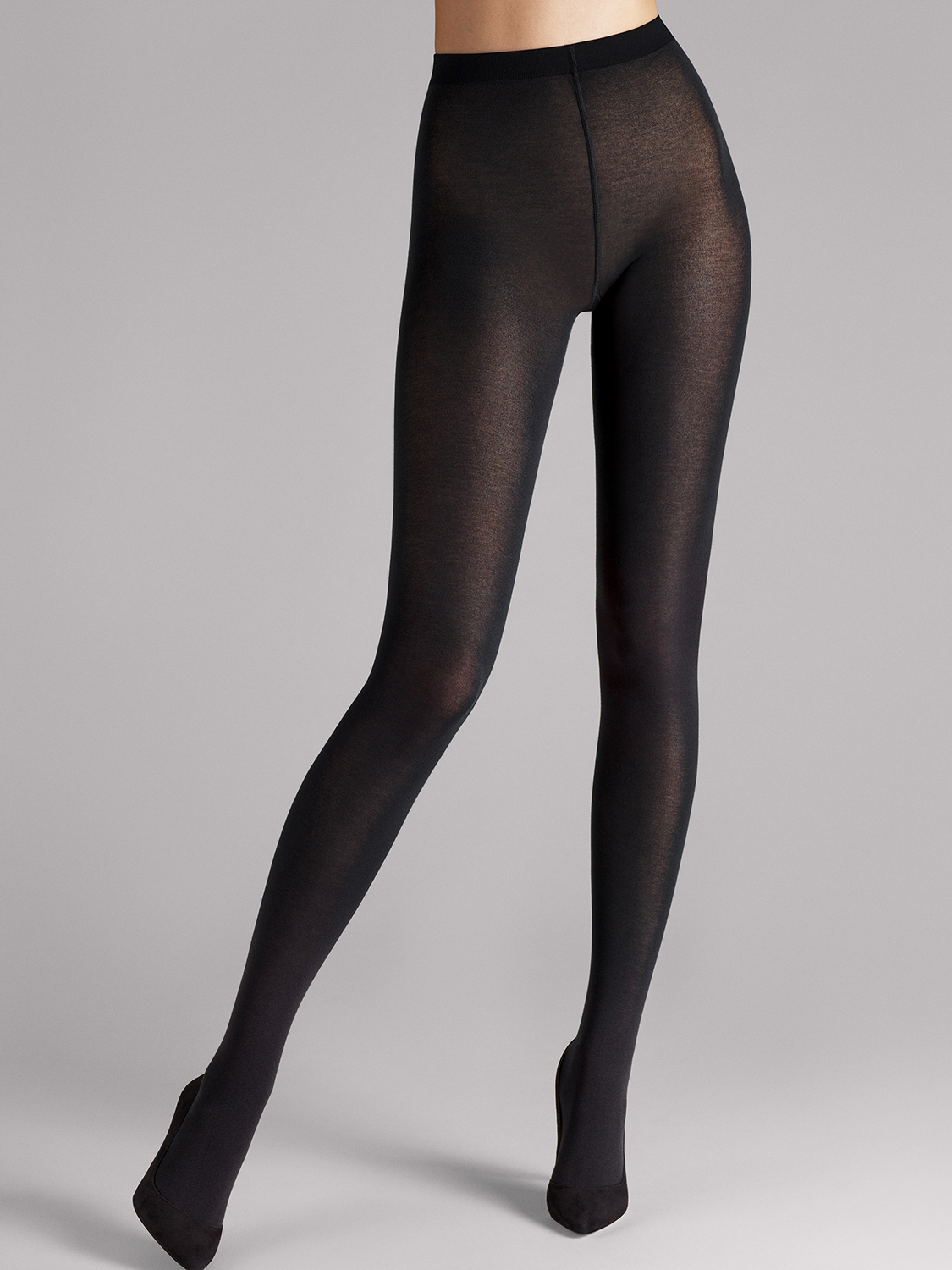 Wolford | cotton velvet tights | Clouty