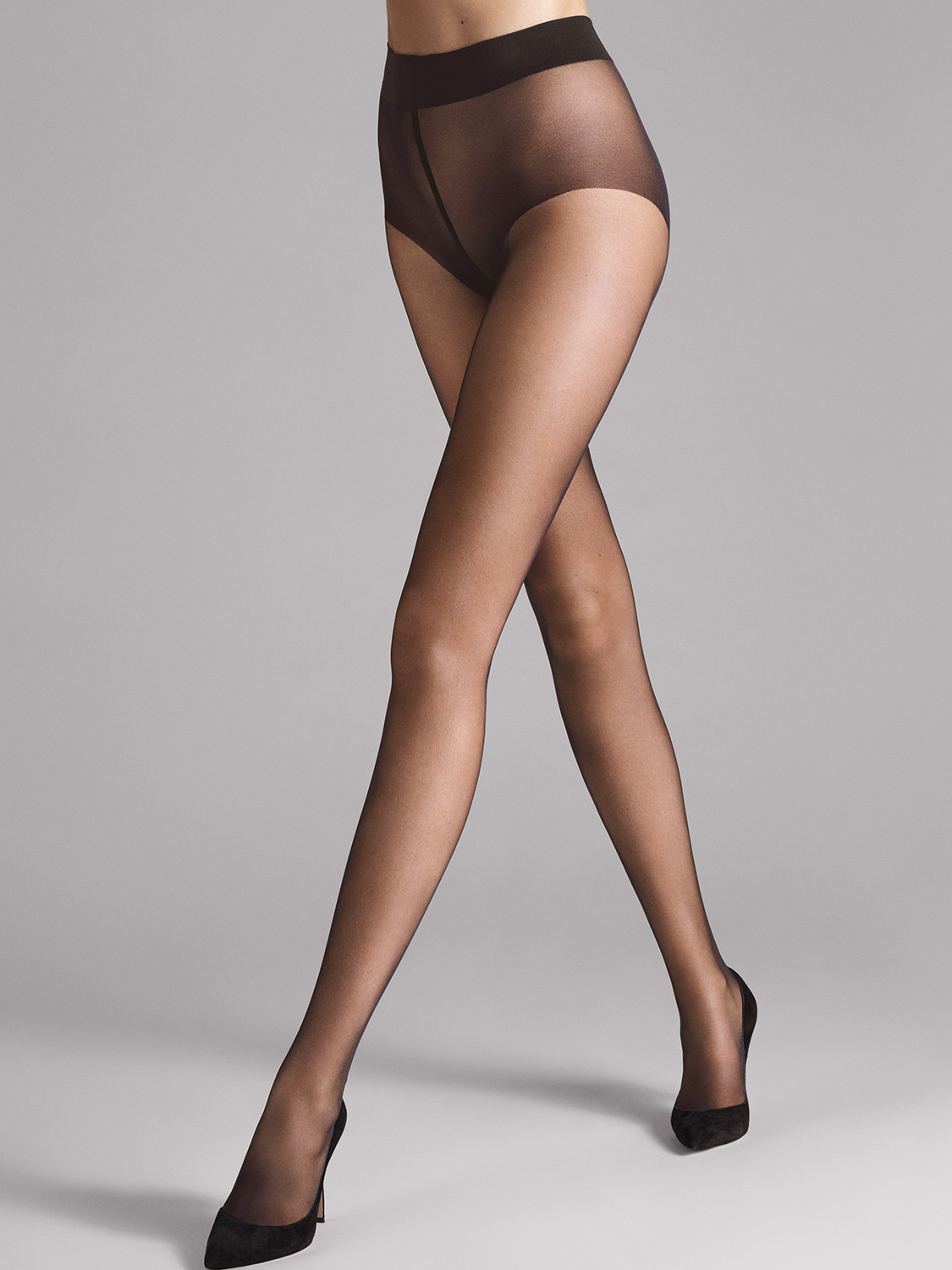 Wolford | pure 10 tights | Clouty