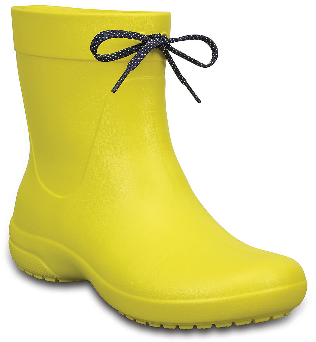 Crocs | 7C1 Women's Crocs Freesail Shorty Rain Boots | Clouty