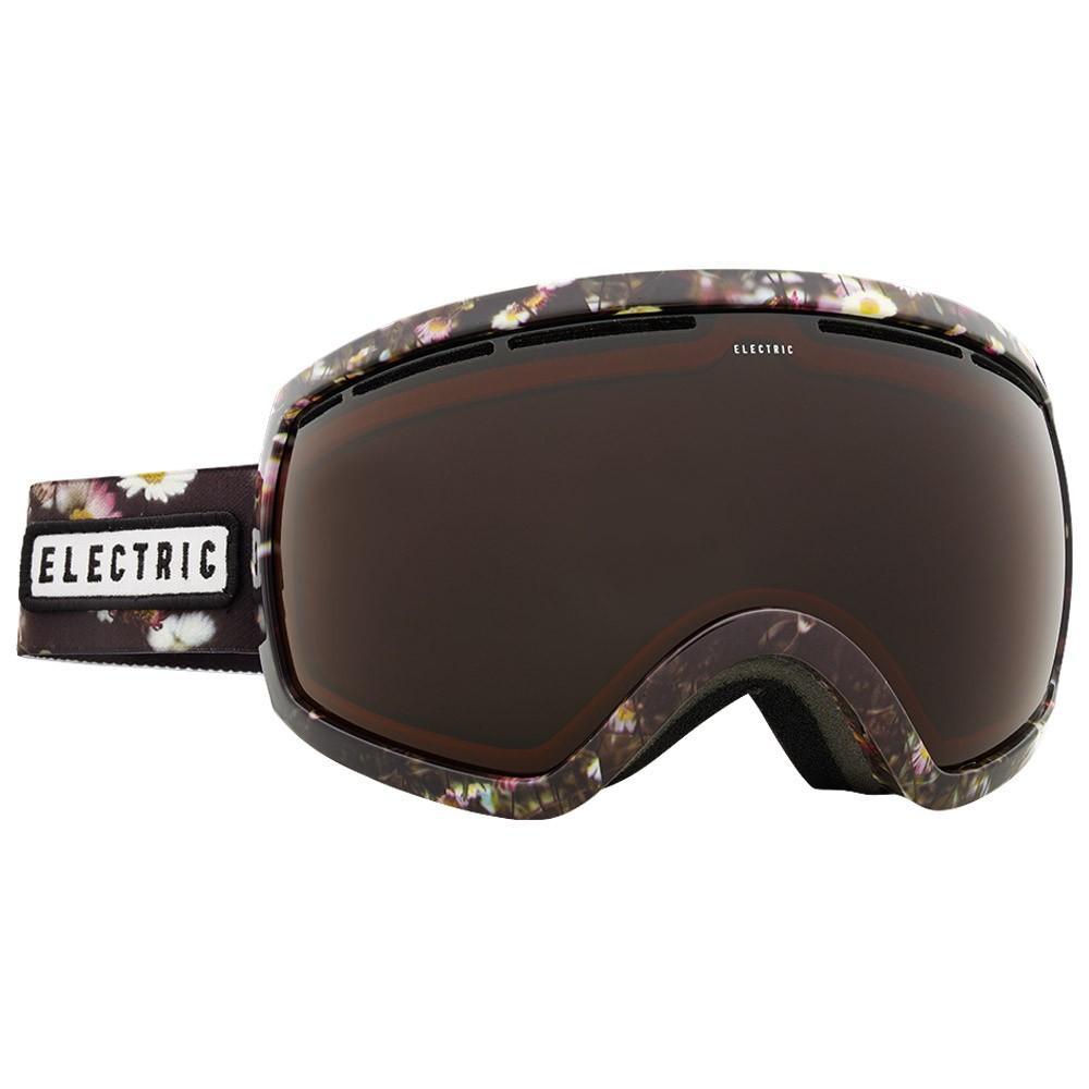 Electric | Коричневый Маска сноубордическая Electric EG2.5 | Clouty