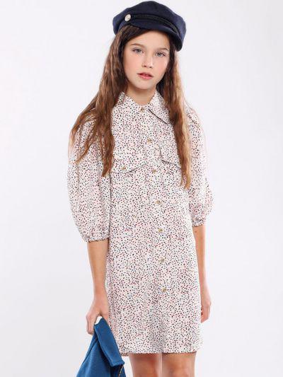 Y-clu' | Платье-рубашка | Clouty