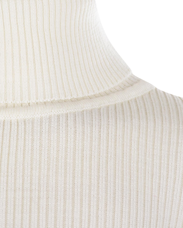 Tomax | Кремовая водолазка из шерсти Tomax детская | Clouty