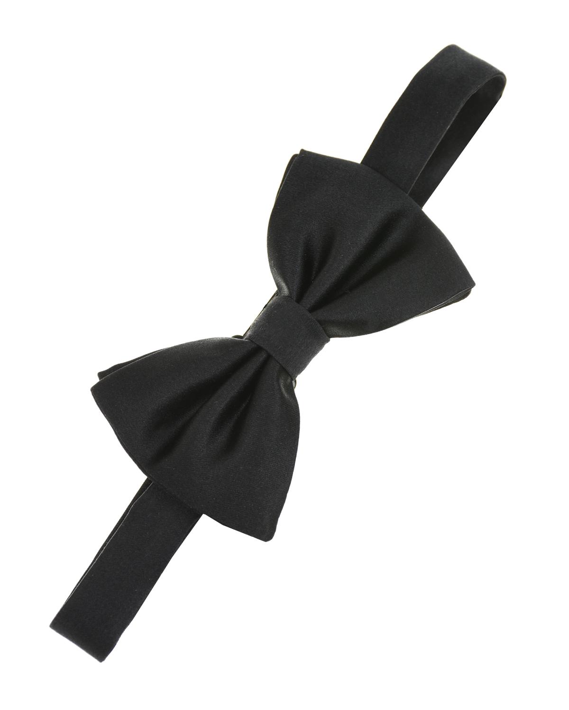 Dolce & Gabbana | Галстук-бабочка из шелка Dolce&Gabbana детский | Clouty
