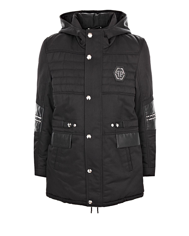 Куртка-парка с декоративной отделкой CL000022756281 купить за 86100р daa9e62f396