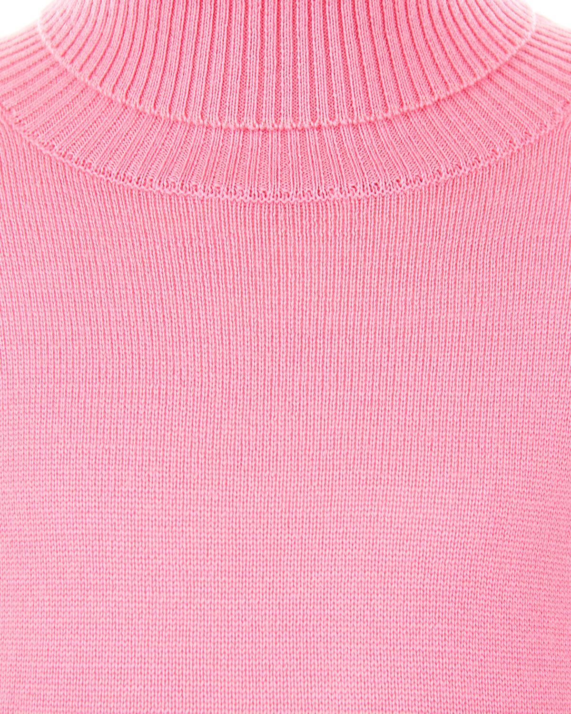 Arc-en-ciel | Розовая водолазка из шерсти Arc-en-ciel детская | Clouty