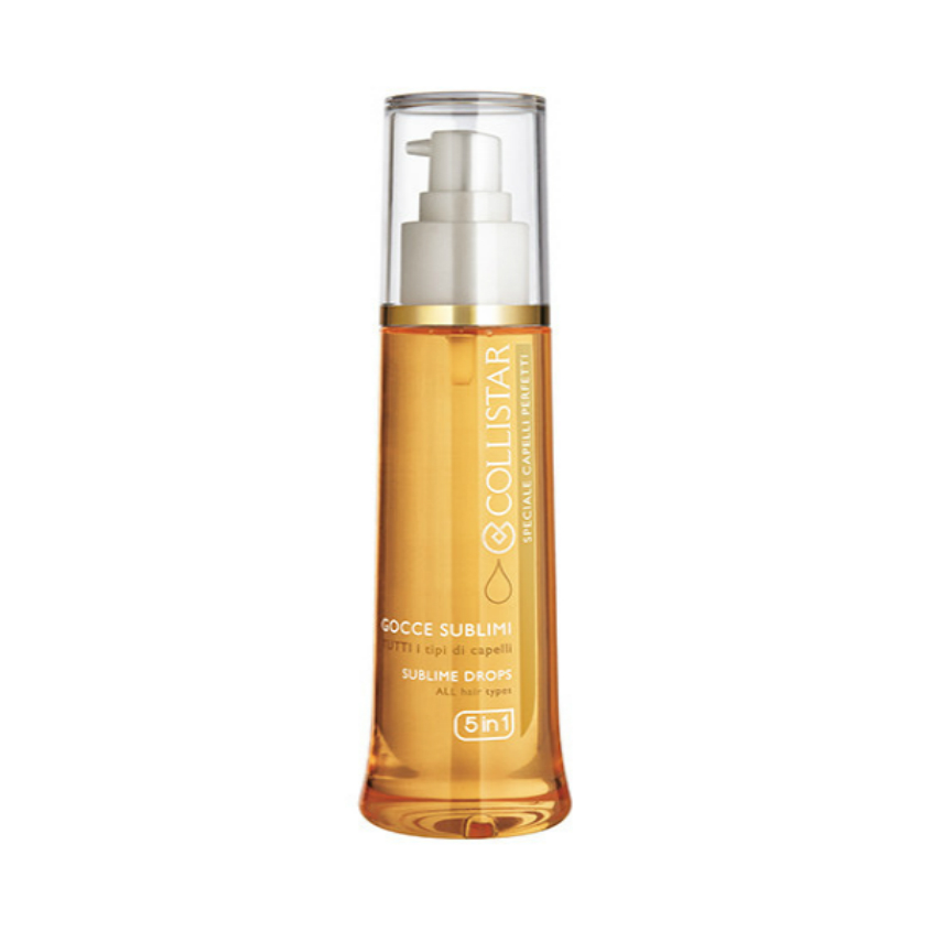 Collistar | COLLISTAR Средство для волос 5 в 1 Sublime Drops 100 мл | Clouty