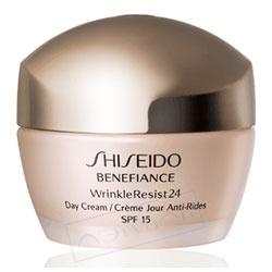 Shiseido | SHISEIDO Дневной крем для лица Benefiance WrinkleResist24 SPF 15 | Clouty