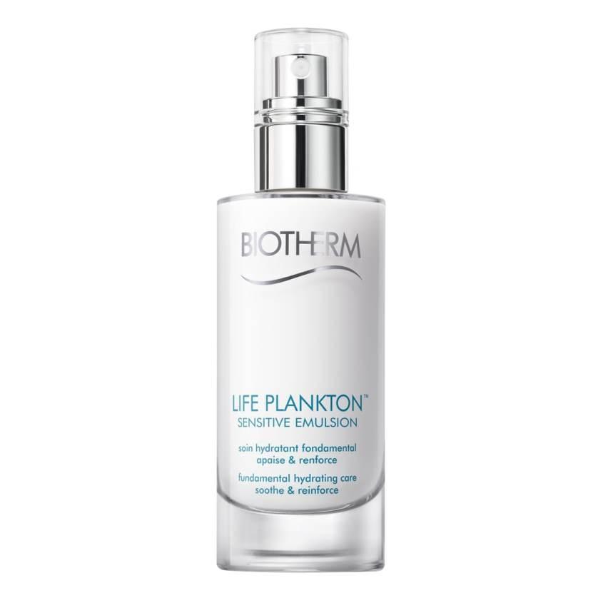 Biotherm   BIOTHERM Эмульсия для чувствительной кожи лица Life Plankton Sensitive Emulsion   Clouty