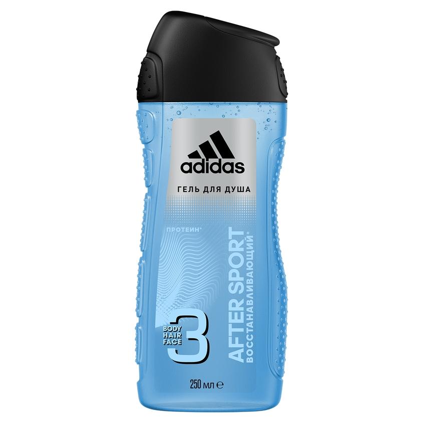 adidas | ADIDAS Шампунь и гель для душа After Sport | Clouty