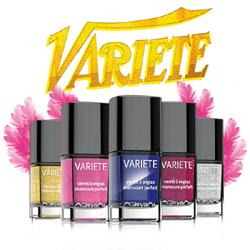 Л'Этуаль Selection | Л'ЭТУАЛЬ Лак для ногтей VARIETE 402 vaudeville rose claire | Clouty