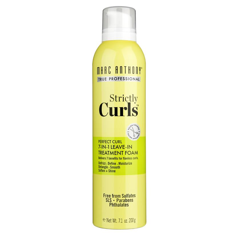 MARC ANTHONY | MARC ANTHONY Пена для ухода за вьющимися волосами 7в1 | Clouty
